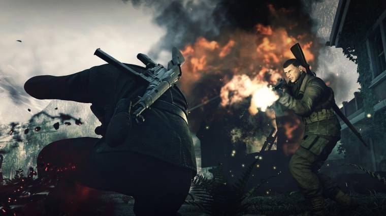 Sniper Elite 4 - itt a gépigény, Denuvót fog használni bevezetőkép