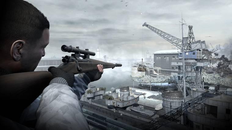 Sniper Elite 4 - megérkezett az új minikampány első része bevezetőkép