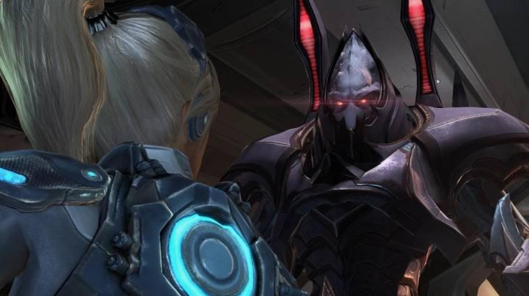 StarCraft II - lezárul a Nova sztori, nagy változások a multi csatatéren bevezetőkép