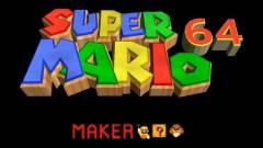 Ha már unod a Super Mario Makert, itt a Super Mario 64 Maker kép
