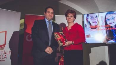 Bővül a Vodafone digitális iskolája