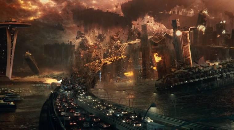 A Függetlenség Napja: Feltámadás - hatalmas a káosz az új trailerben bevezetőkép
