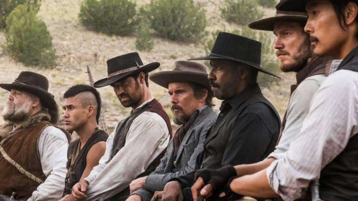 A hét mesterlövész - mind a heten bemutatkoznak az új előzetesben kép