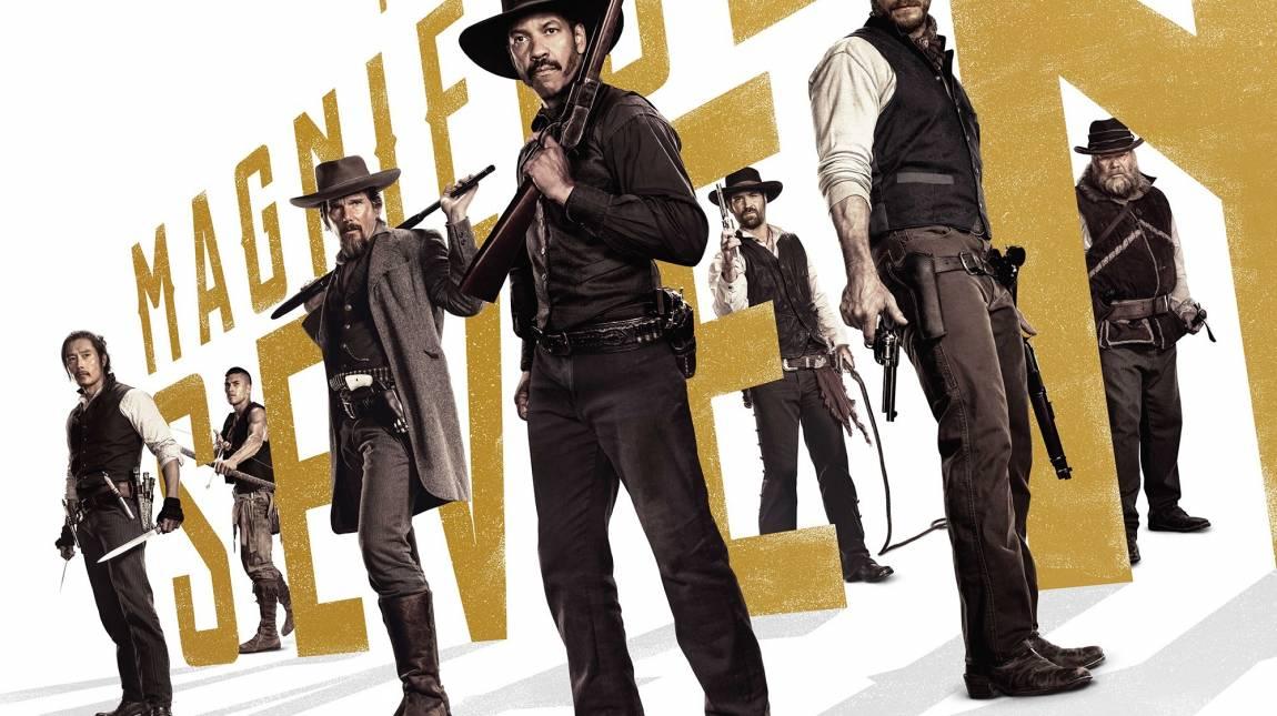 A hét mesterlövész - Kritika kép