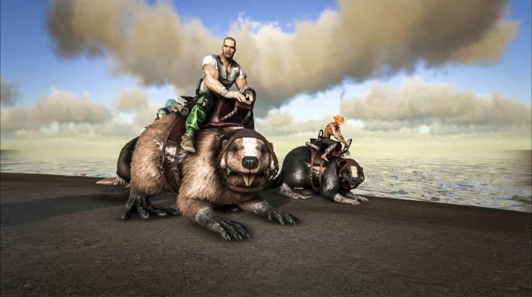 Ark: Survival of the Fittest - később jön PS4-re a kompetitív spinoff bevezetőkép