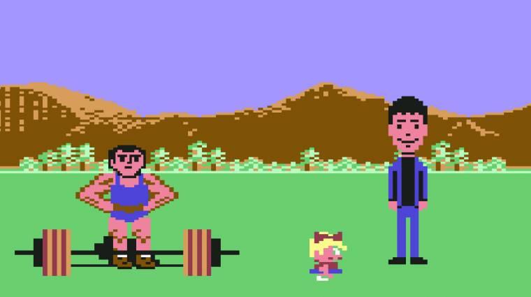 Te hány Commodore 64-es játékot ismersz fel ezekből? bevezetőkép