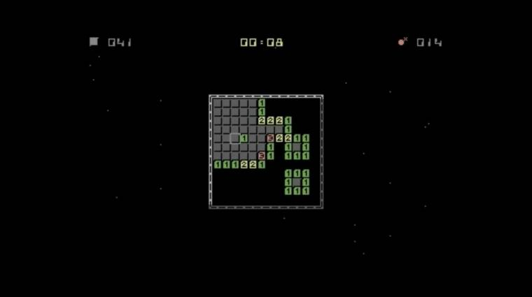 Egy magyar programozó megcsinálta az Aknakeresőt C64-re bevezetőkép
