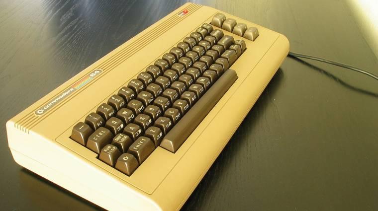 Retró kvíz: mennyire emlékszel a Commodore 64-re? kép