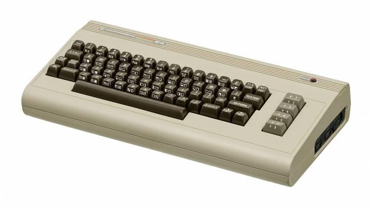Nem is kell az az RTX 30-as videokártya, Commodore 64-en is lehet bitcoint bányászni kép