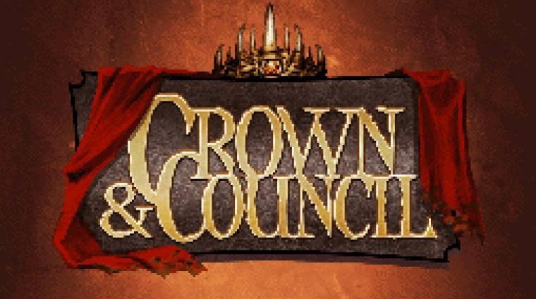 Crown and Council - ingyenes játék a Minecraft fejlesztőitől bevezetőkép