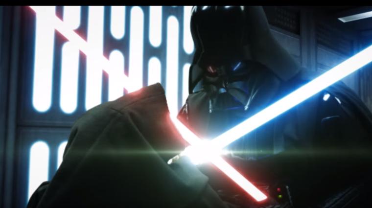 Leesett az állunk attól, ahogy valaki újragondolta a Star Wars ikonikus párbaját bevezetőkép