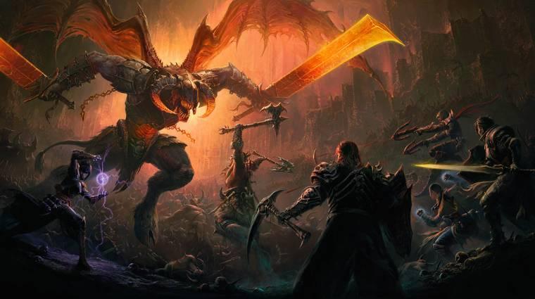 A Diablo II alkotói beszéltek a lehetséges remaster kihívásairól bevezetőkép
