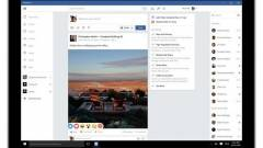 Facebook-habcsókok a Windows 10-nek kép