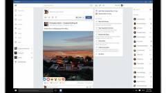 Facebook-habcsókok a Windows 10-nek kép