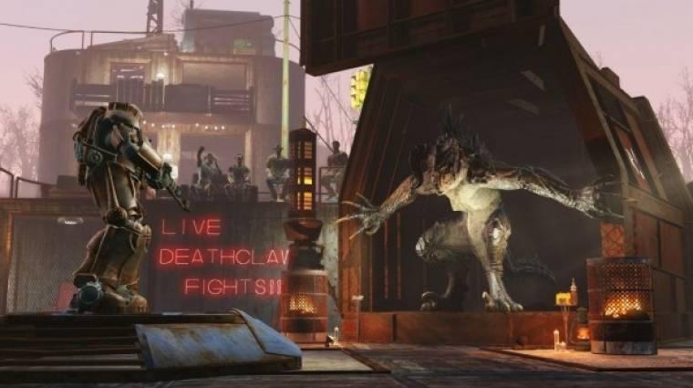 Fallout 4 Wasteland Workshop DLC - össze-vissza jelenik meg bevezetőkép