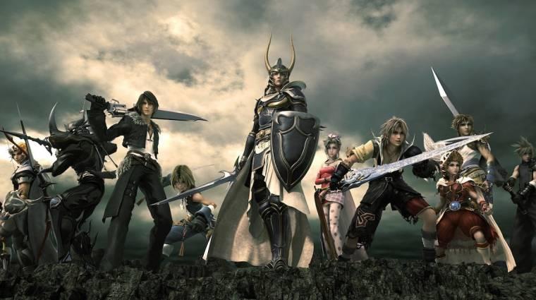 Harminc éves a Final Fantasy sorozat, videóval ünnepelünk bevezetőkép
