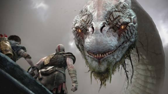Így fut majd PS5-ön a God of War kép
