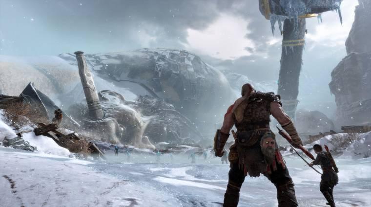 Meddig tartana végigjátszani a God of Wart, ha nem lennének átvezetők? bevezetőkép