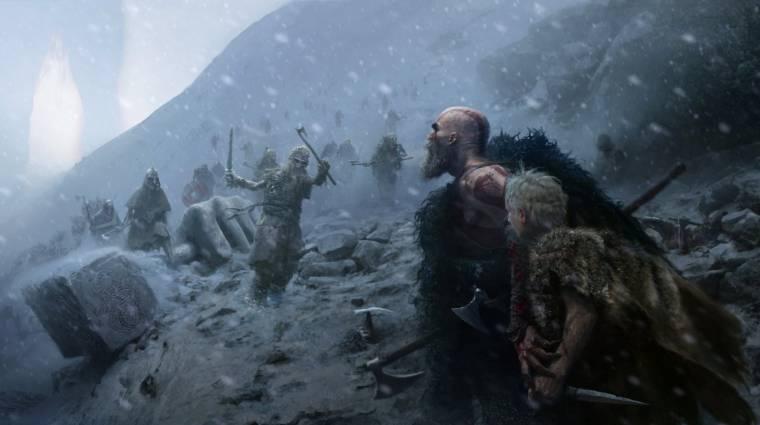 Egyre kevésbé valószínű, hogy megjelenik 2021-ben a God of War 2 bevezetőkép