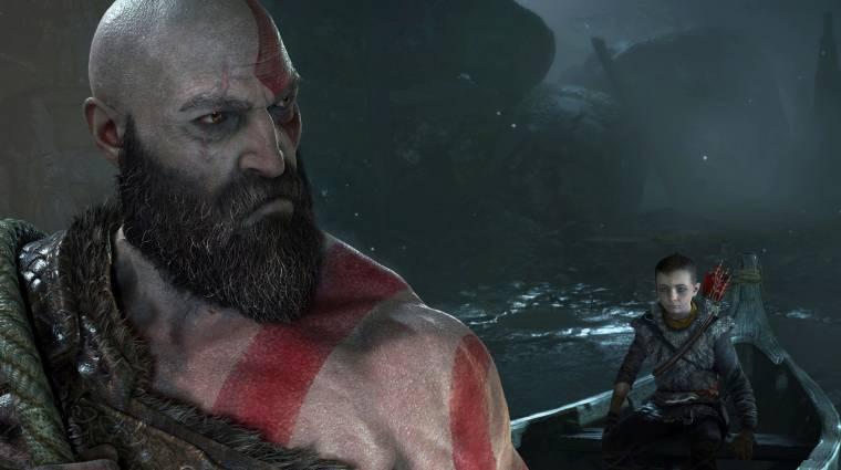 Cory Barlog már 2019-ben utalt az új God Of War játék címére bevezetőkép