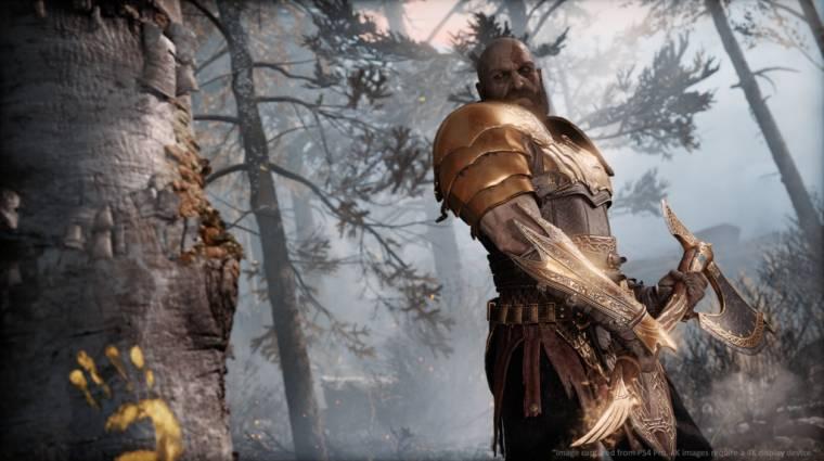 God of War - hamarosan megjelenik a képregény, már bele is pillanthatunk bevezetőkép