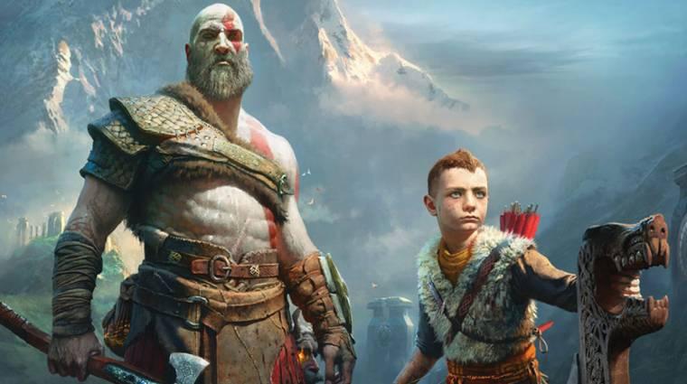 A God of War film kapcsán lelombozó választ adott a Sony bevezetőkép