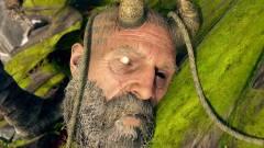 Életre kelt Mimir feje a God of Warból kép