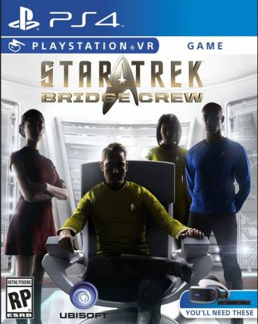 Star Trek: Bridge Crew kép