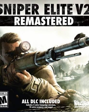 Sniper Elite V2 Remastered kép