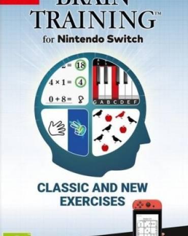 Dr Kawashima's Brain Training for Nintendo Switch kép