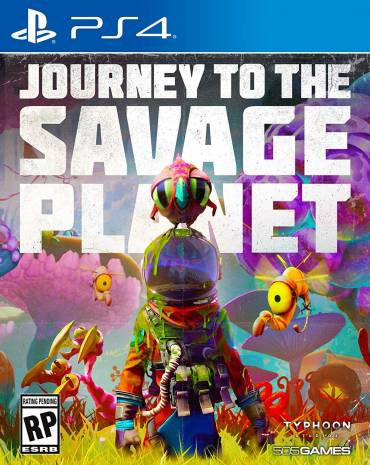 Journey to the Savage Planet kép