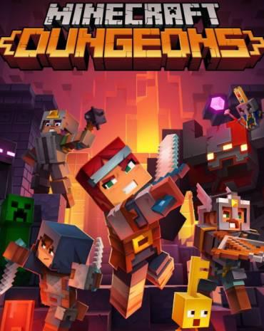 Minecraft Dungeons kép