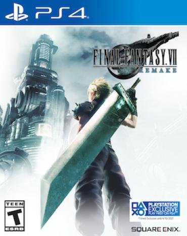 Final Fantasy VII Remake kép