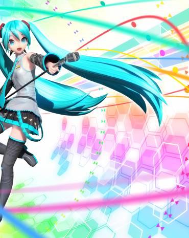 Hatsune Miku: Project DIVA Mega Mix kép