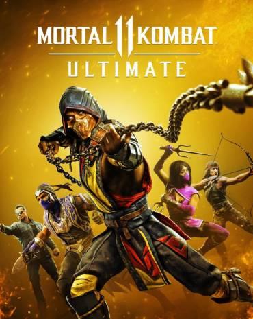 Mortal Kombat 11 Ultimate kép