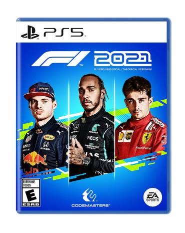 F1 2021 kép