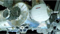 Mars-sátrat tesztel a NASA kép