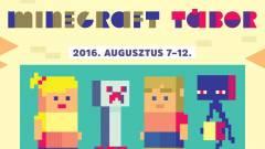 Budapesten is lesz Minecraft Tábor! kép