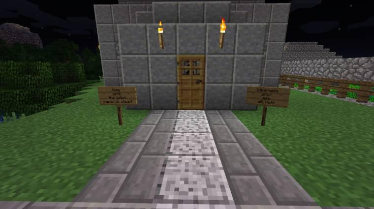 Napi büntetés: a troll apa, aki Minecraftban hagy üzeneteket a gyerekének bevezetőkép