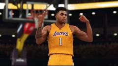 NBA 2K17 - csodás pillanatok és csillogó testű kosarasok kép