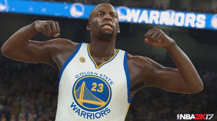 Esport ligát indít az NBA és a Take-Two bevezetőkép
