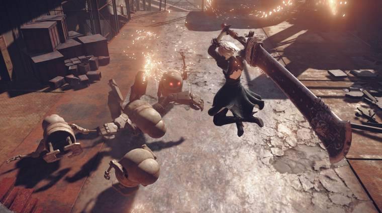 E3 2018 - megvan, a NieR: Automata mikor érkezik Xbox One-ra bevezetőkép
