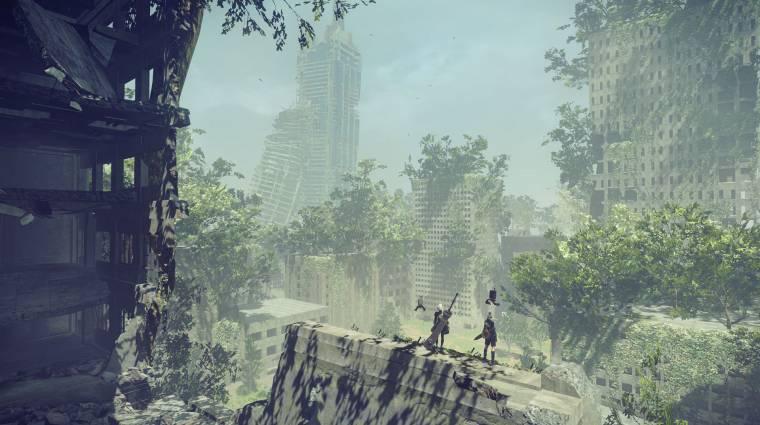 NieR: Automata - hamarosan Xbox One-ra is megjelenhet bevezetőkép