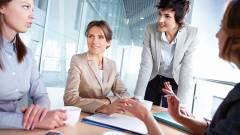Női munkaerő: 30 százalék mínusz kép