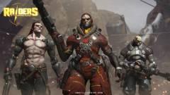 E3 2016 - nem finomkodik a Raiders of the Broken Planet kép