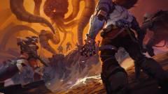 Raiders of The Broken Planet - íme mozgás közben kép