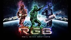 Real Giana Brothers - különleges koncert az A38 hajón kép