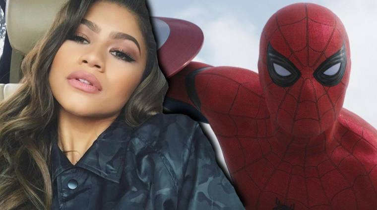 Így néz ki a címlapon Pókember új szerelme kép