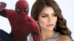 Zendaya mégis Mary Jane lehet az új Pókemberben? kép