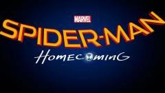 Forgatási képeken az új Pókember-film! kép
